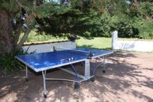 Table de ping pong Résidence Romaric