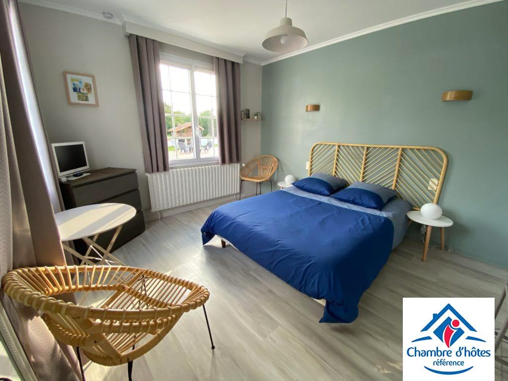 Chambre d'hôtes | Résidence Romaric | Résidence de charme |Référence | Piscine | Jard-sur-Mer | Vendée | Couple |Vacances